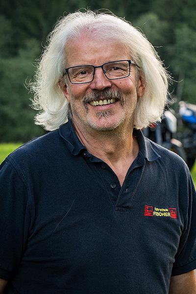 Alfons Fischer - Fahrlehrer