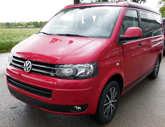 VW Bus B Automatik